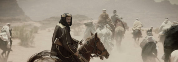 Discovery stirs up Great Arab Revolt image